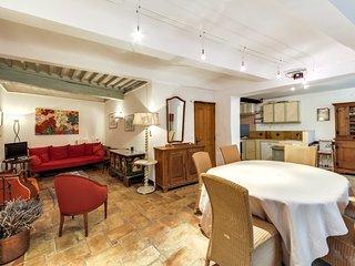 Les Merveilles de Citrinelles - Bright house in an enchanting Vaucluse village, w/ mountain views & WIFI - Saignon vacation rentals