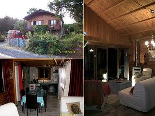 Maison style chalet en Fagne/Ardennes, adapée PMR - Philippeville vacation rentals