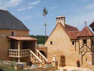 Romantic 1 bedroom House in Salignac-Eyvigues - Salignac-Eyvigues vacation rentals