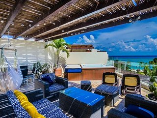 Ocean View Penthouse at The Elements PH 18 - Riviera Maya vacation rentals