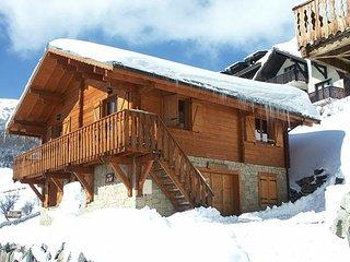Chalet sapins les loups Alpes d'Huez - L'Alpe-d'Huez vacation rentals