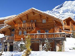 Bright 6 bedroom Cabin in L'alpe D'huez - L'alpe D'huez vacation rentals