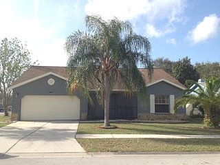 Golf Community/Fenced yard with Pool/Some Pets ok - Riverview vacation rentals