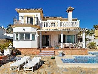 Villa Blanca de Riviera - One Step to Beach - Mijas vacation rentals
