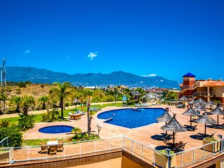Modern Apartment in Malibu Mansions, Club La Costa - Mijas vacation rentals
