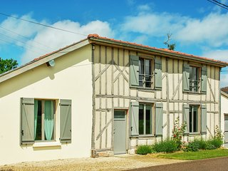 Spacious house with a furnished terrace surrounded by verdant nature - 300m from the Lac du Der! - Giffaumont-Champaubert vacation rentals
