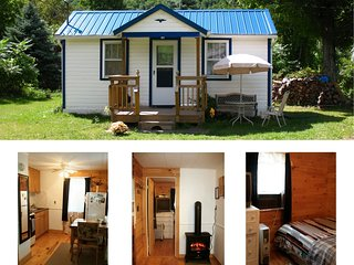 Catskill Bungalow, Tiny House, Cozy Getaway Cabin for 2 by Hunter and Windham - Windham vacation rentals