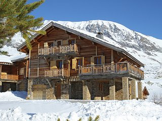 7 bedroom Cabin with Television in L'alpe D'huez - L'alpe D'huez vacation rentals