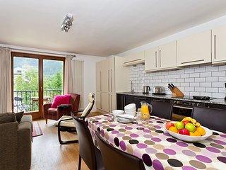Apartment Cosmiques (sleeps 4) - Chamonix vacation rentals