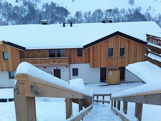 Nice Cabin with Television and Central Heating - Les Menuires vacation rentals