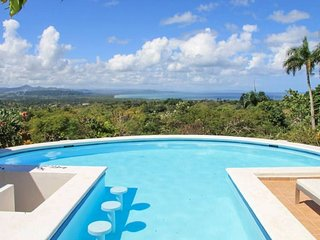 Luxury, 4-bedroom villa with a swimming pool and superb sea views - Rio San Juan vacation rentals