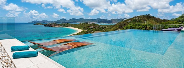 Villa Amandara 4 Bedroom SPECIAL OFFER - Image 1 - Terres Basses - rentals