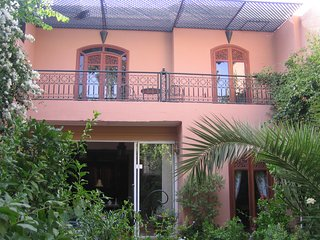 Marrakech Private Home Villa and Garden Getaway - Marrakech vacation rentals