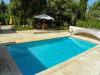 Spacious, 3-bedroom house with a private swimming pool, garden and terrace in the Vaucluse - Entrechaux vacation rentals