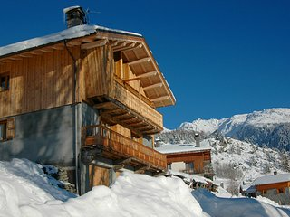 Perfect Chalet with Parking Space and Television - La Rosiere vacation rentals