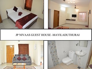 JP Nivaas Guest House - 2BHK-Air conditioned - F2 - Mayiladuthurai vacation rentals