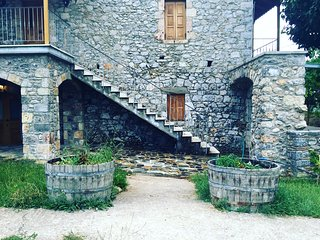 Traditional Stone Built House, Karyes - Karyes vacation rentals