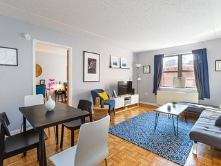 Spacious Lower East Side 2 Bedroom 2 Bath - New York City vacation rentals