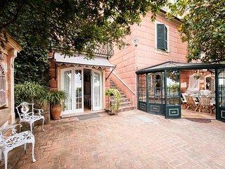 Villa con la piscina Rachele - Santa Margherita Ligure vacation rentals
