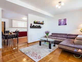 Comfortable Condo with Balcony and Central Heating - Sarajevo vacation rentals
