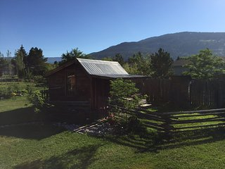 Charming Cottage with Deck and Grill - Vernon vacation rentals