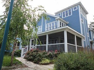 Beachwalk Resort Grand Beach Home 5 bdrm + loft 3.5 bath sleeping 16 - Michigan City vacation rentals