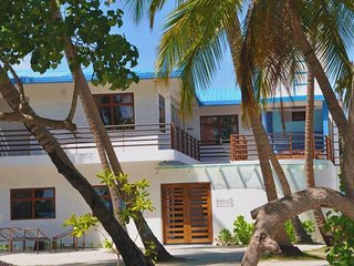 Bright Himmafushi Island Guest house rental with Deck - Himmafushi Island vacation rentals