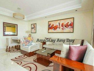 Full Sea View 2 BD in Palm Jumeirah ! 503 - Palm Jumeirah vacation rentals
