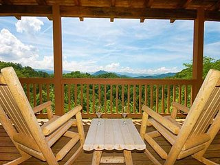 Gorgeous Cabin with Internet Access and Shared Outdoor Pool - Wears Valley vacation rentals
