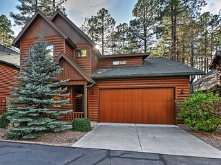 5BR Pinetop Cabin w/Game Room! - Pinetop vacation rentals