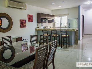 Luxury Condo 3BR by KVR - Playa del Carmen vacation rentals