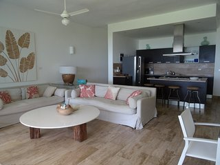Apartment for 10 people on the beach - Las Terrenas vacation rentals