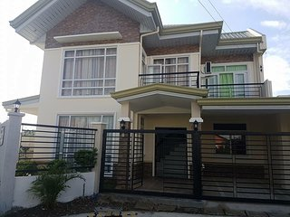 Fully furnished 4br brand new house in a secure subdivision with wifi & cable tv - Cordova vacation rentals