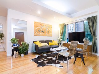 Big 2BR/2BA  Apt in Lower East Side - New York City vacation rentals