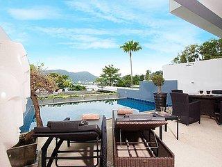 3 bed Patong villa with sea views - Patong Beach vacation rentals