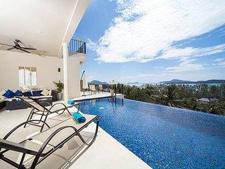 Villa Hin Fa - 8+ Bed - Seaviews in Extensive Modern Grandeur - Coral Island (Koh Hae) vacation rentals