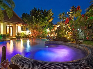 Relaxing Palms Pool Villa 4 Bed - Pong vacation rentals