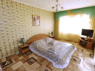 Cozy 1 bedroom Petropavl Apartment with Internet Access - Petropavl vacation rentals