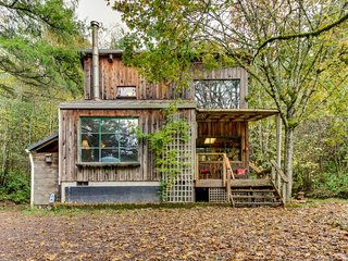 Dog-friendly cabin in the woods for privacy, quiet, and calm - Oregon City vacation rentals
