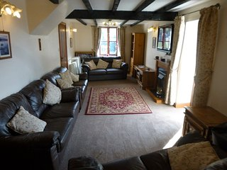 BANK END BARN, Grizebeck, Kirkby in Furness, South Lakes - Kirkby in Furness vacation rentals
