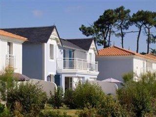 3 bedroom House with Internet Access in L'Aiguillon-sur-Vie - L'Aiguillon-sur-Vie vacation rentals