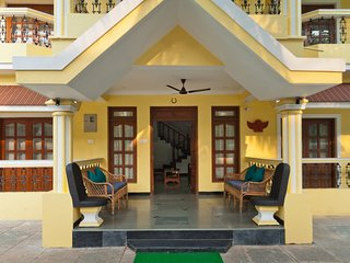 6 bedroom Villa with Internet Access in Calangute - Calangute vacation rentals