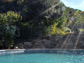 Rural Farmhouse in Languedoc with pool & jacuzzi - Saint-Etienne-d'Albagnan vacation rentals