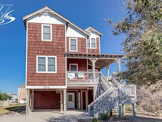 Lovely 5 bedroom Nags Head House with Internet Access - Nags Head vacation rentals