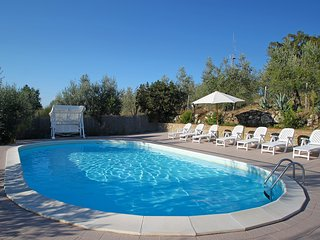 Comfortable House with Internet Access and Shared Outdoor Pool - Montevarchi vacation rentals