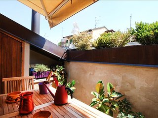 Gorgeous triplex apt w/terrace - Bologna vacation rentals
