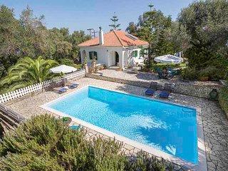 Villa Maria Near Fontana, Paxos (Sleeps 2-4) - Loggos vacation rentals