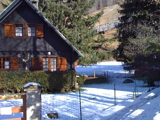 In the heart of the Pyrenees, beautiful chalet with 2 bedrooms and terrace - Sainte-Marie-de-Campan vacation rentals