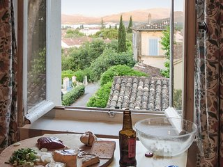 In the heart of the Var, Provence, beautiful and bright 1-bedroom garden apartment - Les Arcs sur Argens vacation rentals