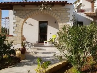 Country house in Balestrate, Sicily, with terrace and garden - Balestrate vacation rentals